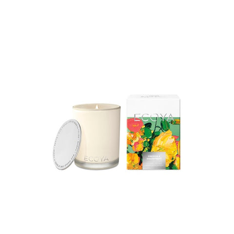 Ecoya | Freesia & Grapefruit | Limited Edition Candle