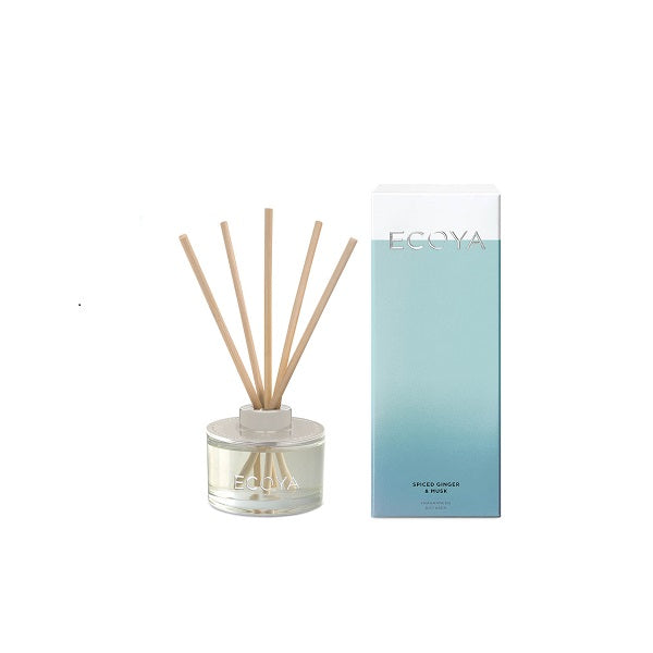 Ecoya | Spiced Ginger & Musk | Diffuser Mini