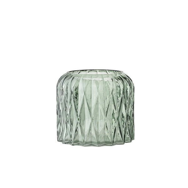 Bloomingville | Votive Glass Vase - Green