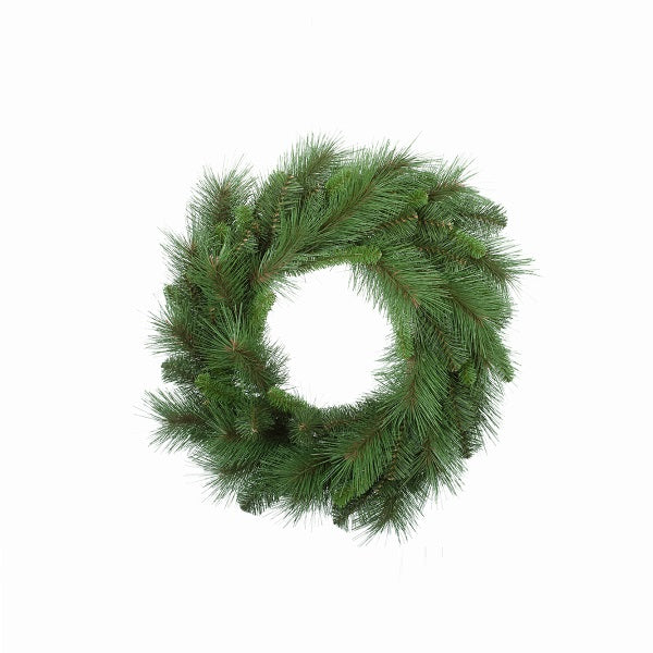 Wreath | Mixed Pine Green 60cmD | Christmas