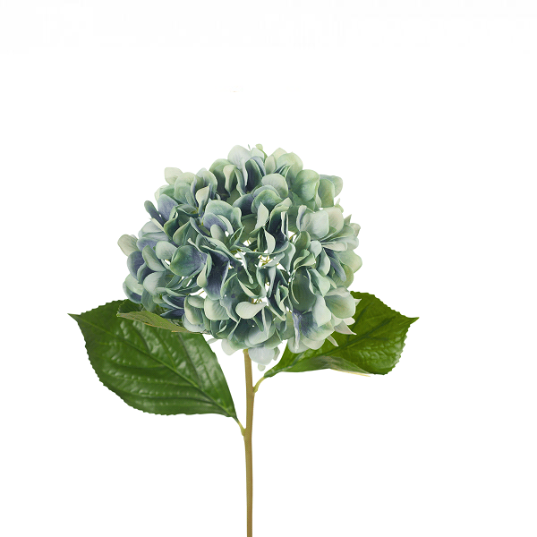 Floral | Hydrangea Light Blue Green 53cmL