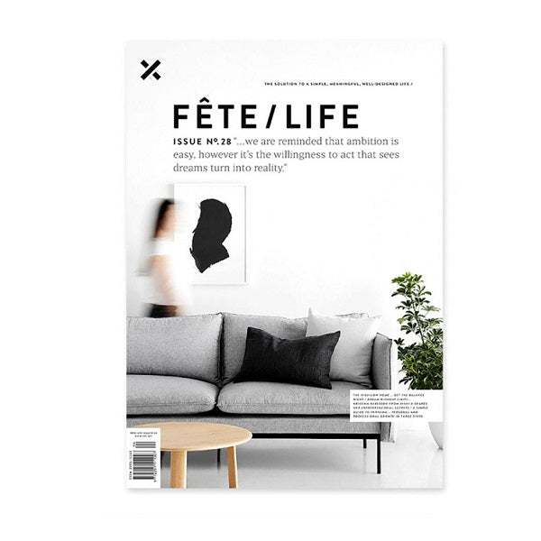 Fete / Life Issue No. 28
