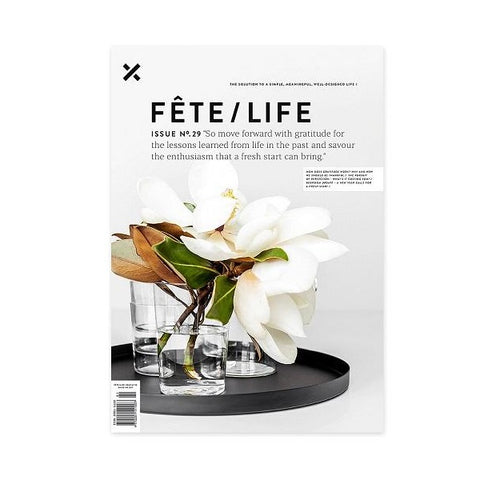 Fete / Life Issue No. 29