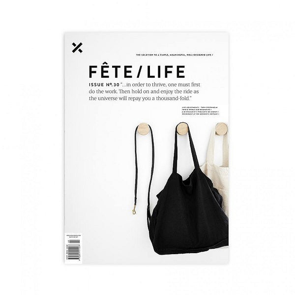 Fete / Life Issue No. 30