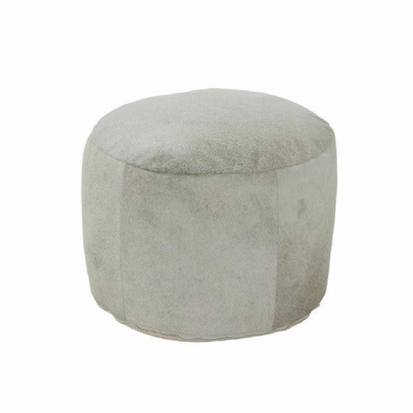 Grand Designs | Hide Pouf | Furniture
