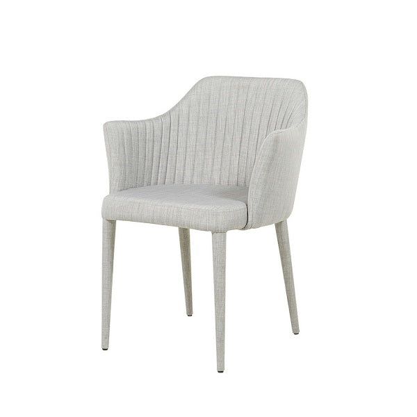 Globe West | Carter Armchair Cool Grey | Furniture
