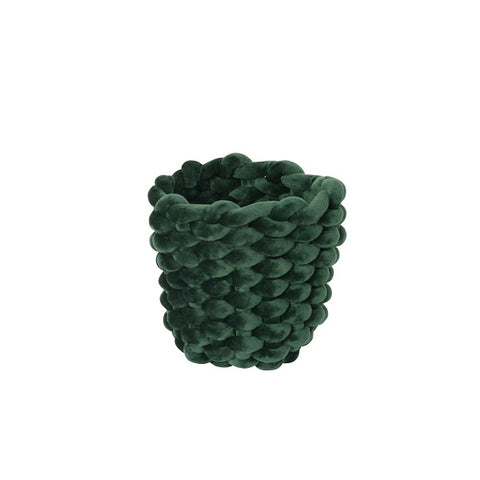 Moxy Pot Holder Emerald 15cm | Decor