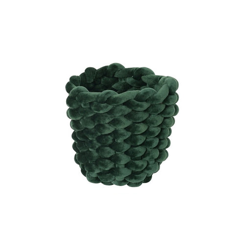Moxy Pot Holder Emerald 21cm | Decor