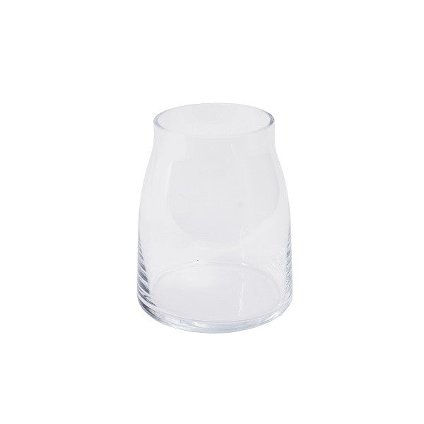 Nomi Vase Clear 16cm | Decor