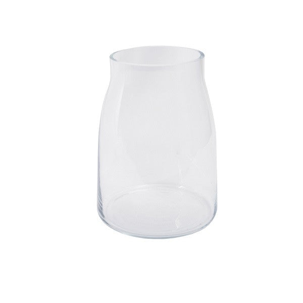 Nomi Vase Clear 26cm | Decor