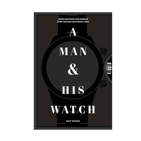 A Man and His Watch | Book