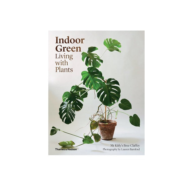 Indoor Green Living With Plants | Book