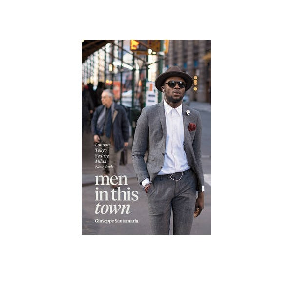 Men in This Town | Book
