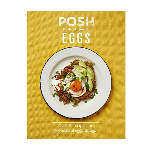 Posh Eggs | Book