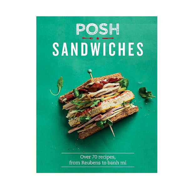 Posh Sandwiches | Book