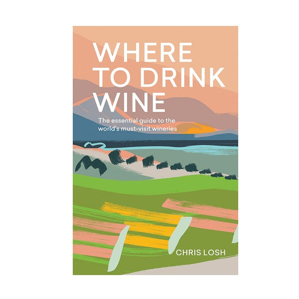 Where to drink Wine | Book