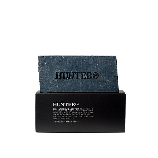 Hunter Lab | Exfoliating Hand and Body Bar