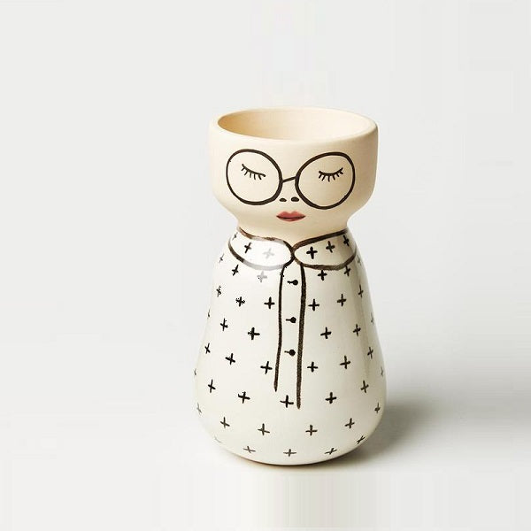 Face Vase Adeline | Decor