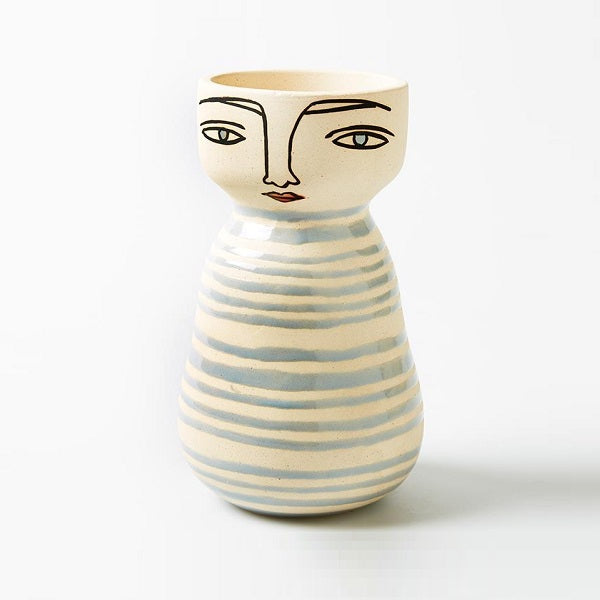 Face Vase Greta | Decor