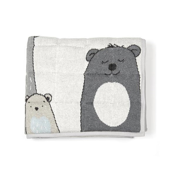 Indus Design | Play Mat Bear Family