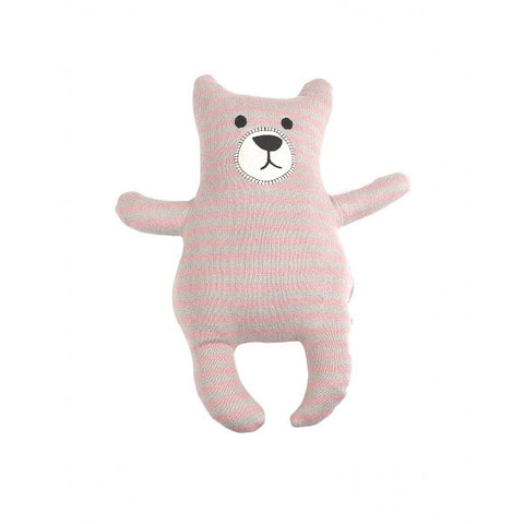 Decor | Bear Pink Toy