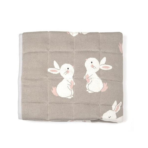 Indus Design | Play Mat Bunny