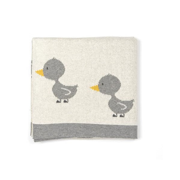 Indus Design | Baby Blanket Duck