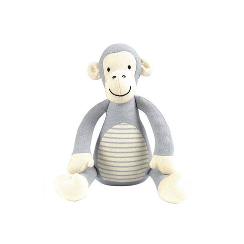 Decor | Monkey Jingle Blue Toy