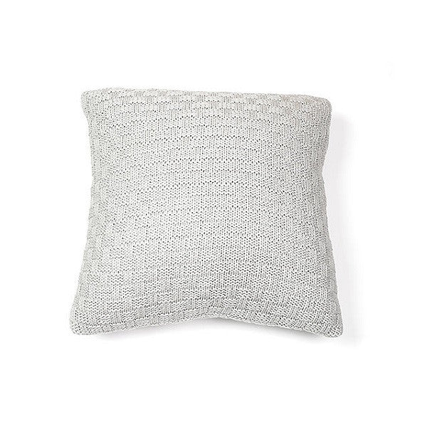 Indus Design | Plain Hand Knit | Cushion