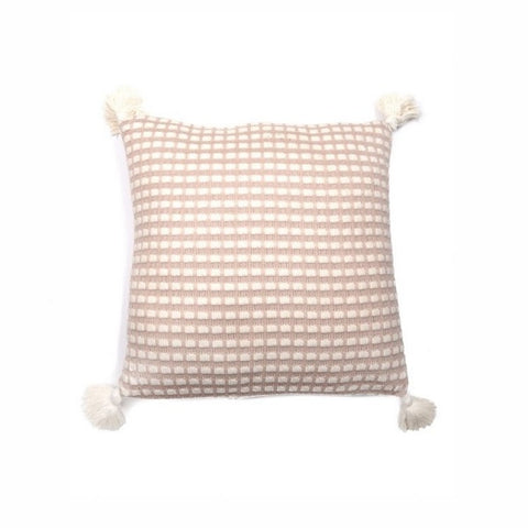Indus Design | Cushion - Raised Check