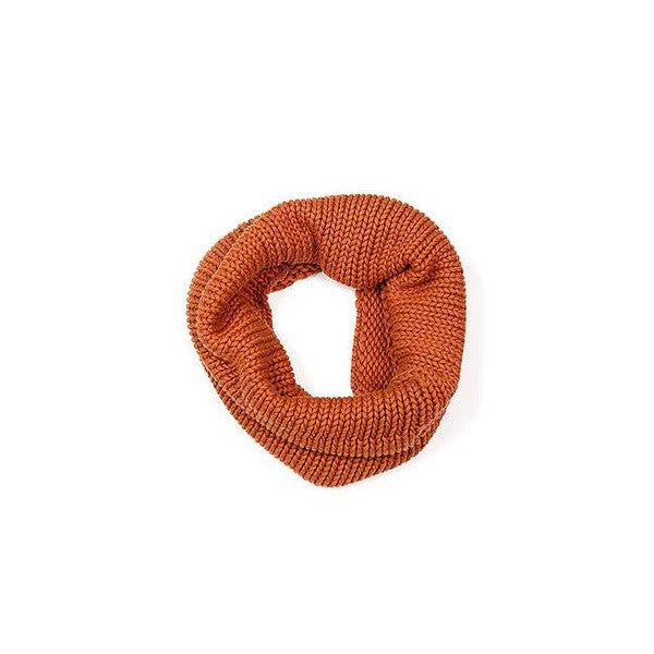 Indus Design | Rib Collar Tan | Scarf