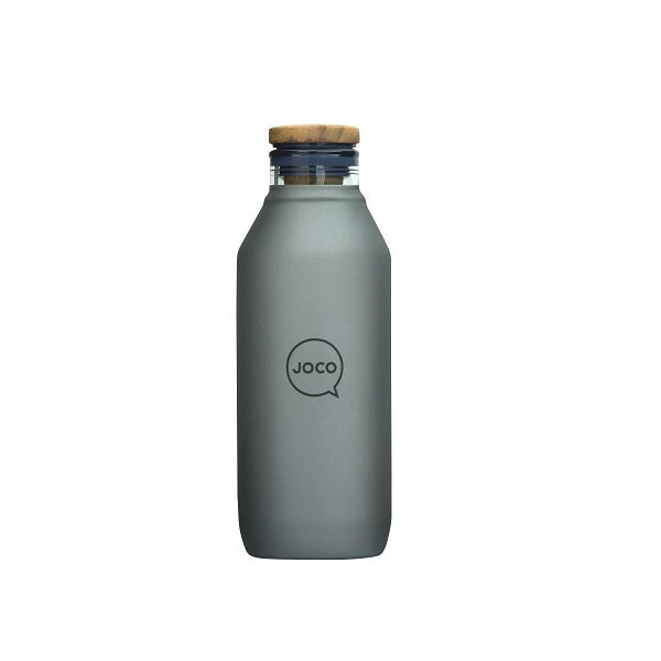 JOCO | 20oz Flask Velvet Grip Black