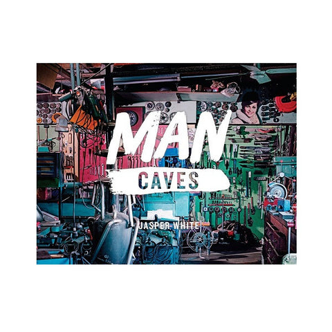 Man Caves | Book