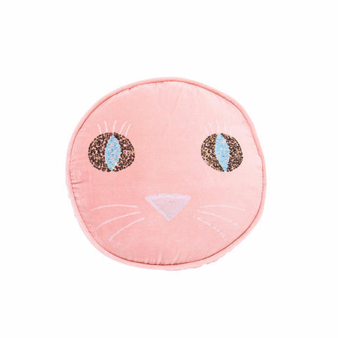 Kip & Co | Cushion - Puss Peach