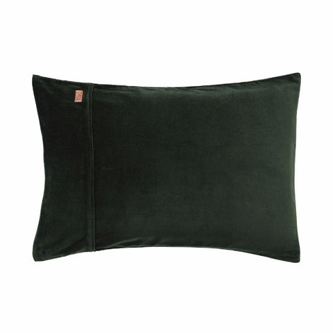 Kip & Co | Pillowcase Set - Kombu Green Velvet