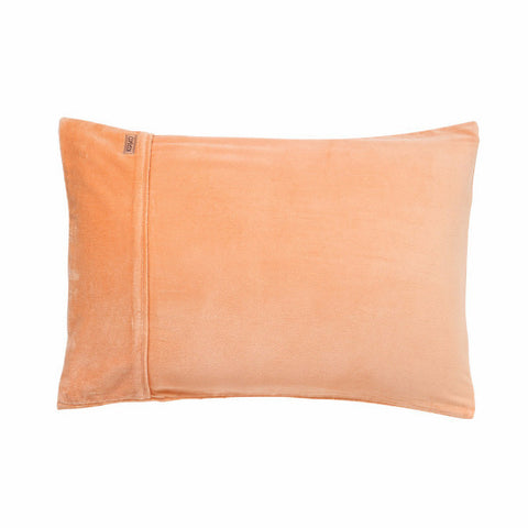 Kip & Co | Pillowcase Set - Peach Sorbet Velvet