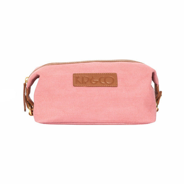 Kip & Co | Toiletry Bag - Mauve