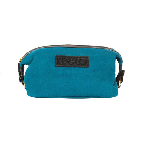 Kip & Co | Toiletry Bag - Teal