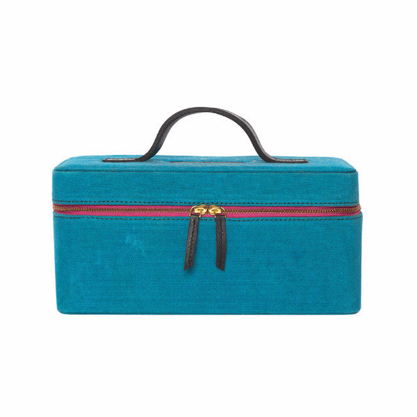 Kip & Co | Toiletry Case - Teal