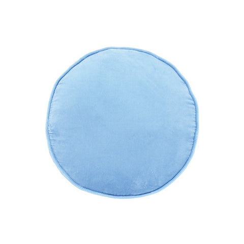 Kip & Co | Pea Cushion - Sky Blue Velvet