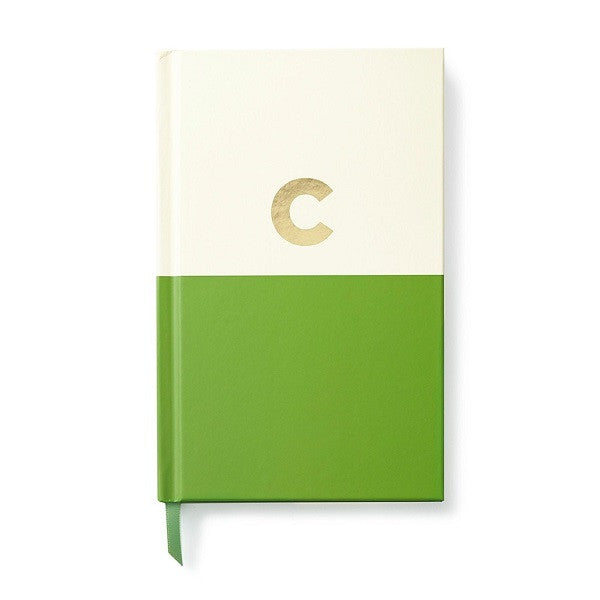 Kate Spade NY | Dipped Initial Notebook - C | Stationery