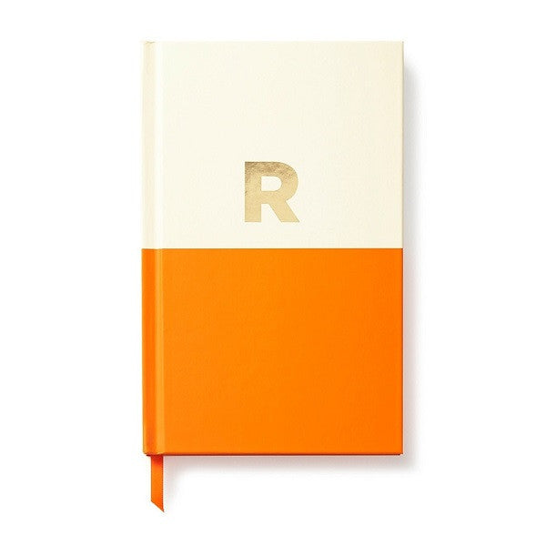 Kate Spade NY | Dipped Initial Notebook - R | Stationery