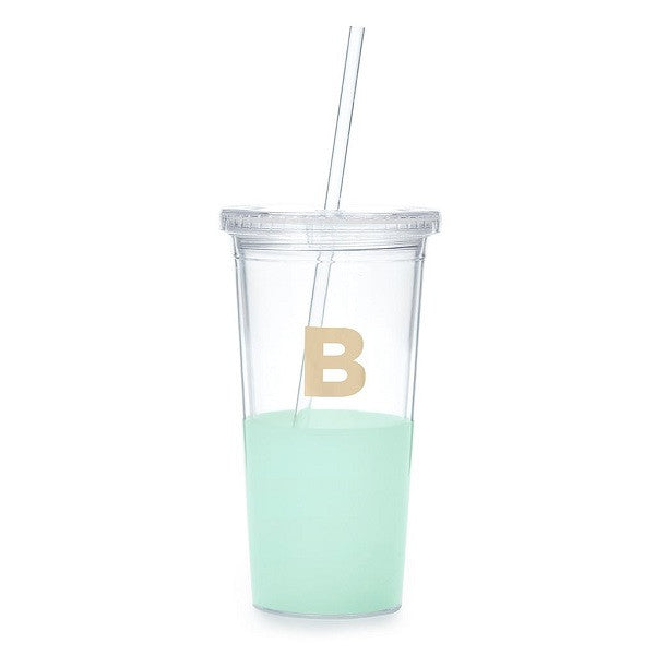Kate Spade NY | Dipped Initial Insulated Tumbler - B | Accessories