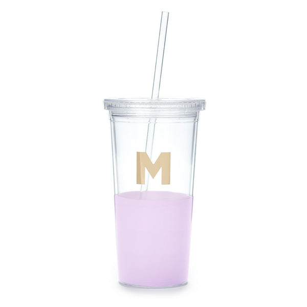 Kate Spade NY | Dipped Initial Insulated Tumbler - M | Accessories