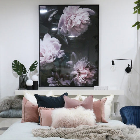 Soft Peonies | Art