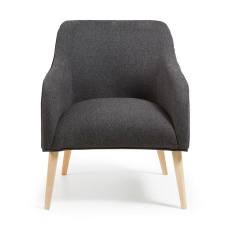 Lobby Armchair - Anthracite | Furniture