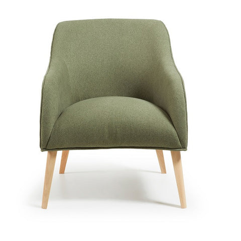 Lobby Armchair - Green | Furniture