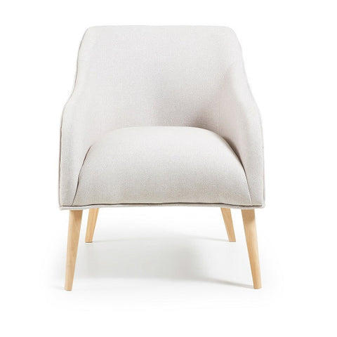 Lobby Armchair - Beige | Furniture