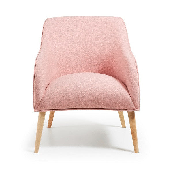 Lobby Armchair - Blush | Furniture