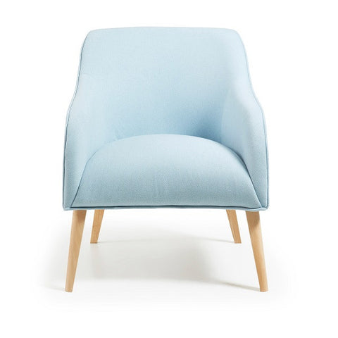Lobby Armchair - Blue | Furniture